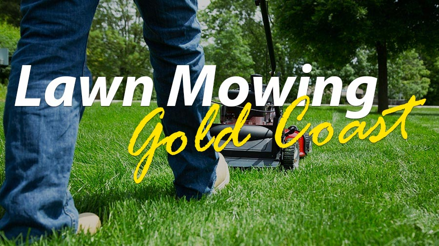 Lawn Mowing Gold Coast