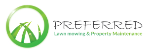 Preferred Lawn Mowing and Property Maintenance Logo