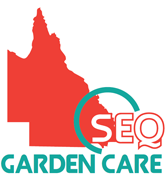 SEQ Mowing and Garden Care Logo